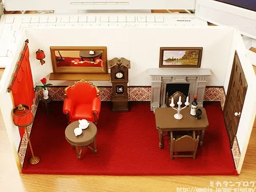Nendoroid Playset 04: Western Stlye Noble Room