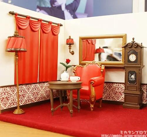 Nendoroid Playset 04: Western Style Noble Room