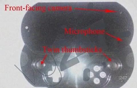 Perangkat PSP2 untuk developer game