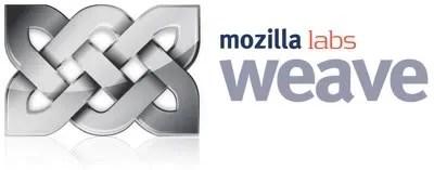 Logo Mozilla Weave