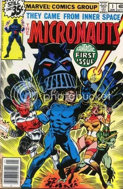 Micronauts 1
