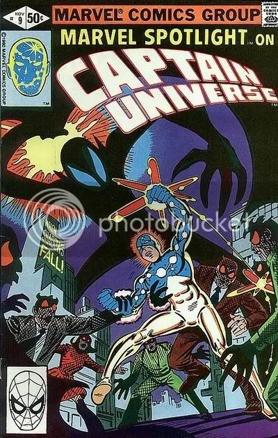 Marvel Spotlight 9 by Steve Ditko