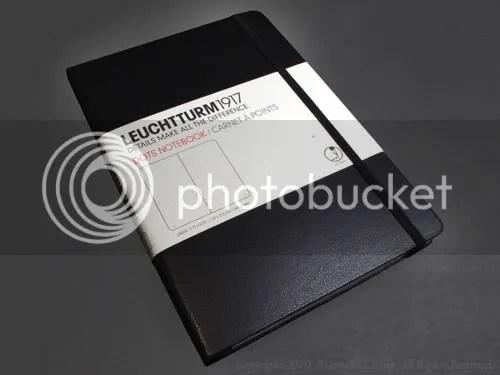 Leuchtturm Dotted Journal