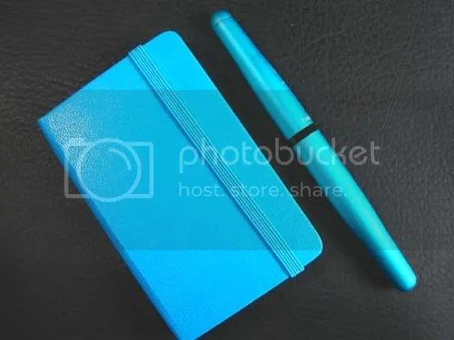 Moleskine Sky Blue Mini Planner