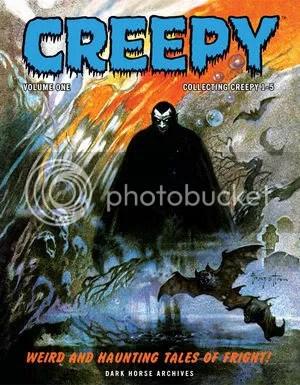 Creepy Archives Vol. 1