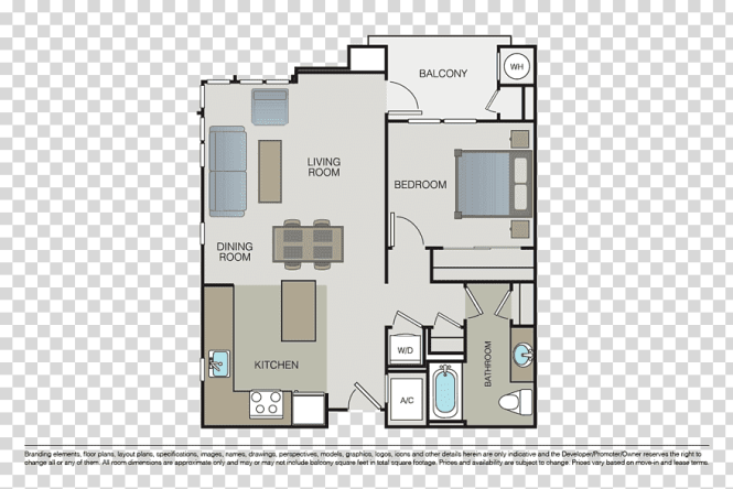 Floor Plan Enso Apartments House