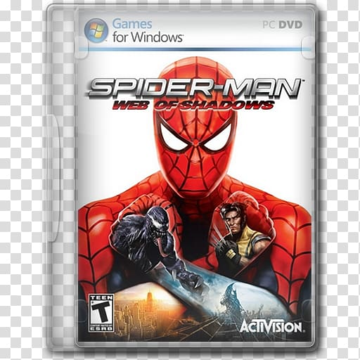 Spider Man Web Of Shadows Spider Man Shattered Dimensions