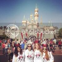 Disney Bachelorette trip