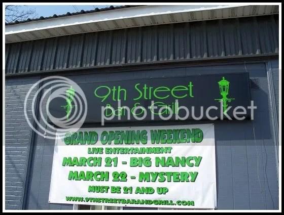 9th Street Bar & Grill.com