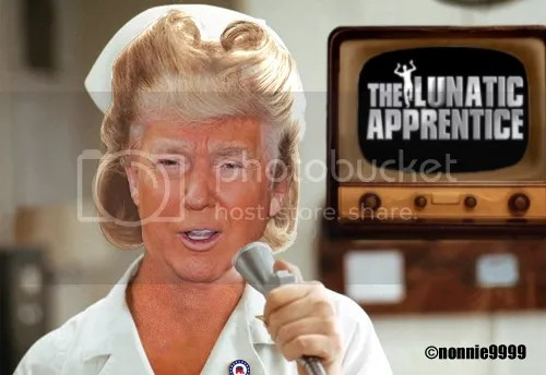 nurse ratched the apprentice tv set