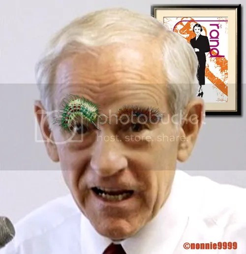 Ron Paul, Check Your Brows-er (3/6)