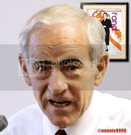 Ron Paul, Check Your Brows-er (5/6)