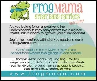 Frogmama Baby Carriers