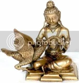 buddha cigno