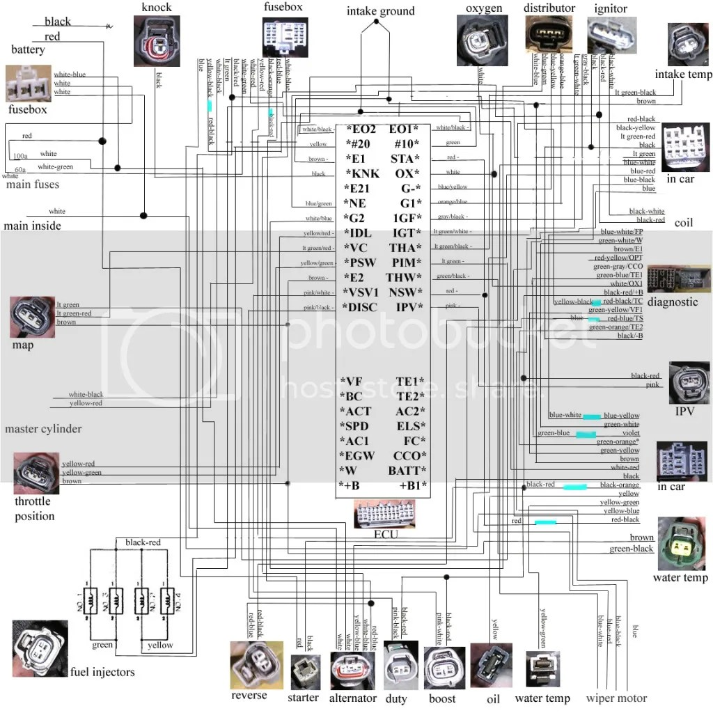 Electrical Wiring Diagram Toyotum Corolla