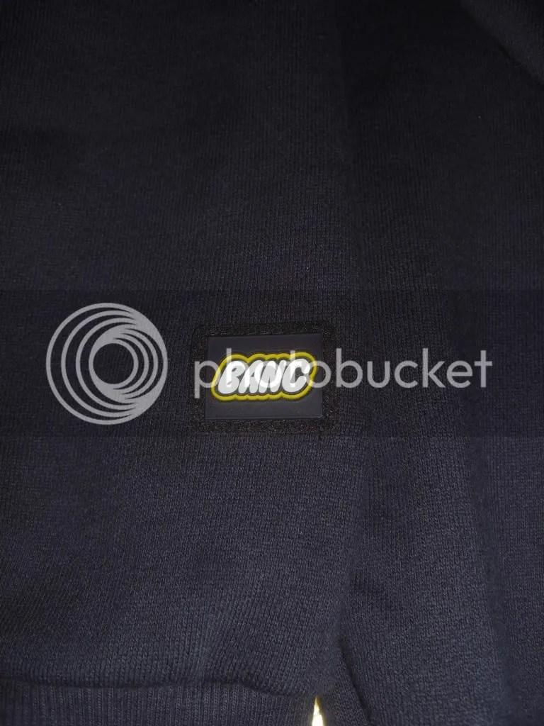 BANC Capman Sleeve Logo