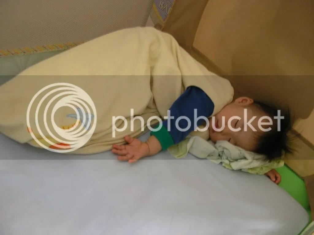 Micah Sleeps