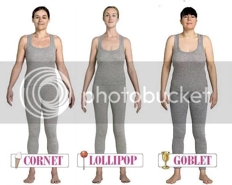 top heavy body types