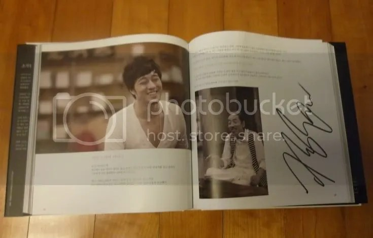 Image result for so ji sub photo book