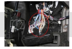 How to connect tailgate to central locking D22 & D40