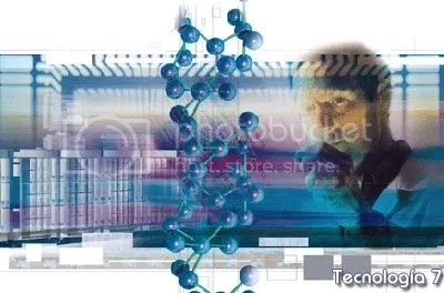 Chips con moléculas de ADN