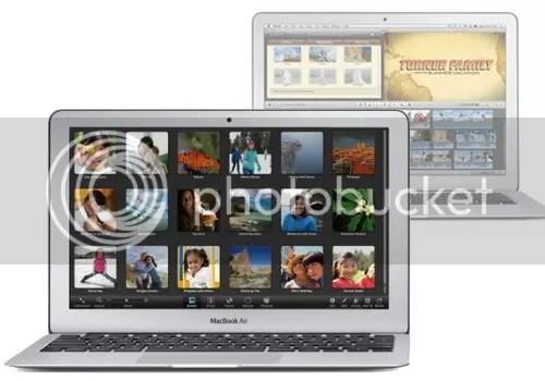 Untitled61 MacBook Air… autonomía, rendimiento y potencia