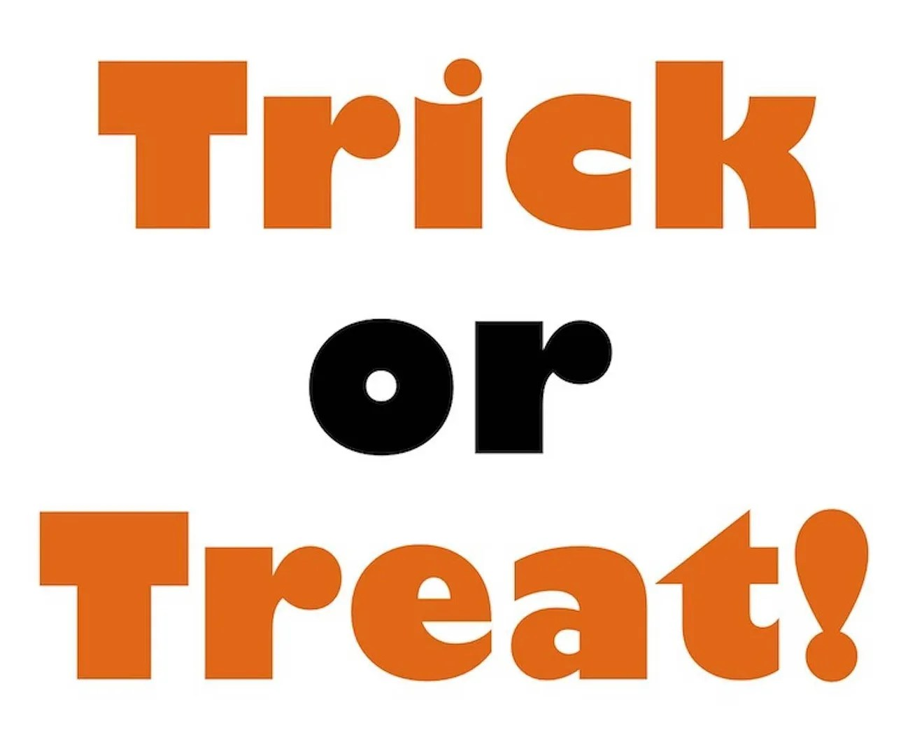 Spooky Halloween Amp Trick Or Treat Guide