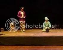 Roro mendut dan nyi Tumenggung Wiroguna dalam ketoprak dramatik oleh teater prodho
