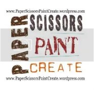 Paper Scissors Paint Create - Grab this blinkie for your blog!