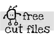 FREE cut files I designed just for you :)