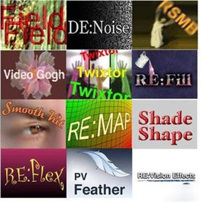RE:VisionFX Plugins Bundle for Adobe & OFX (09.2015) (Win/MacOSX)