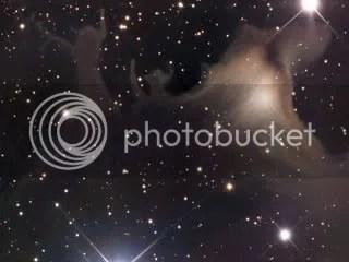 SH2 136: A Spooky Nebula