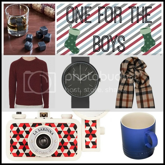 One for the Boys :: Christmas Shopping