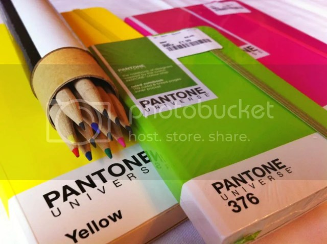 Pantone at TK Maxx :: Life in Colour