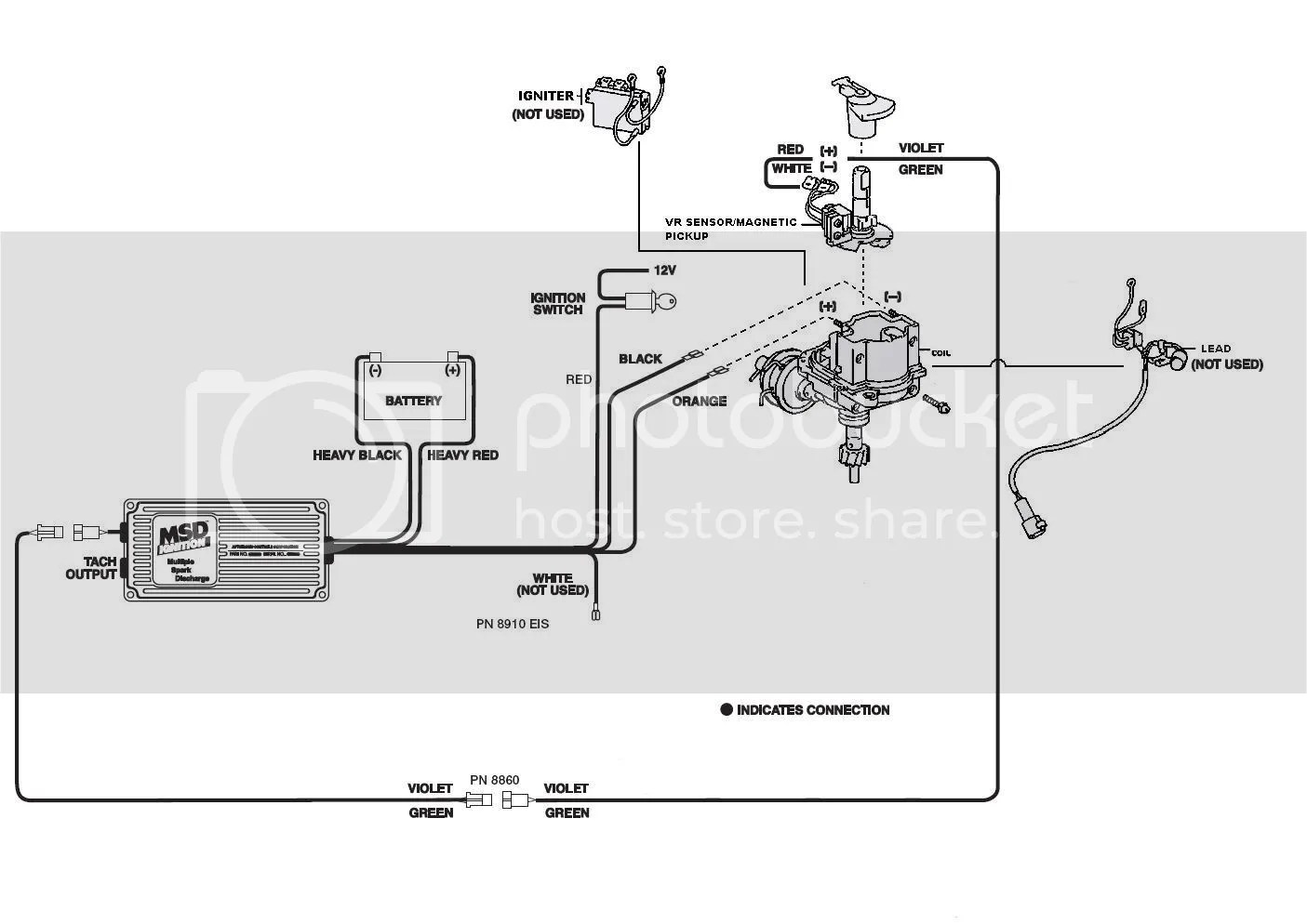 Diagram Msd Ignition