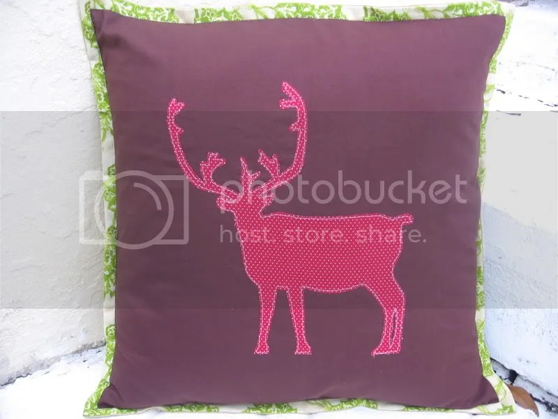 antelope pillow