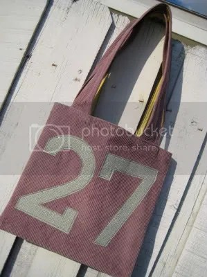number tote