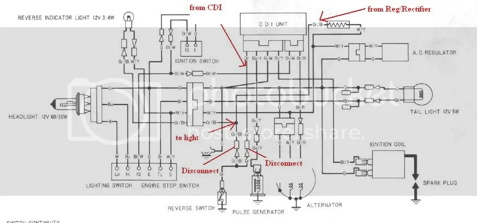 Honda Recon 250 Regulator Rectifier Wiring Diagram Rhsbarquitecturaco: 1988 Honda Trx 300 Wiring Diagram At Elf-jo.com