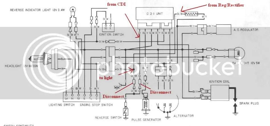 04 honda 400ex wiring diagram somurich com rh somurich com