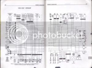 Wiring Diagram For 89  90 Honda Cbr 600 Pictures, Images & Photos | Photobucket