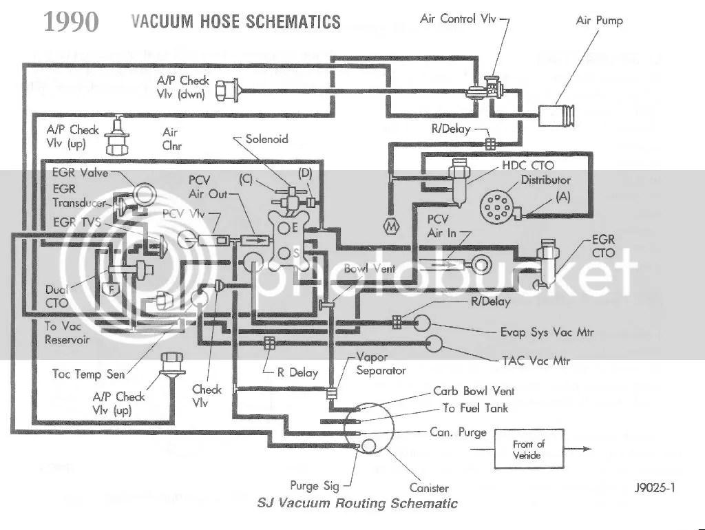 Where Does This Vacuum Hose Go