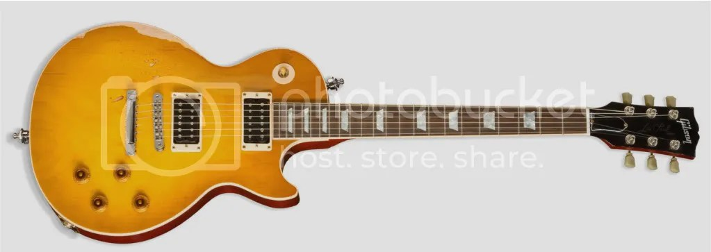 Slash custom  Gibson Les Paul
