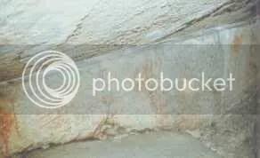 Jeroglifico hallado en la quinta camara de descarga