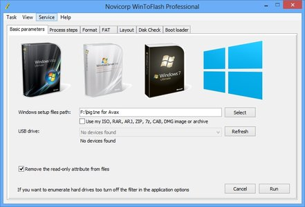 WinToFlash Professional 1.1.0001 Final Portable