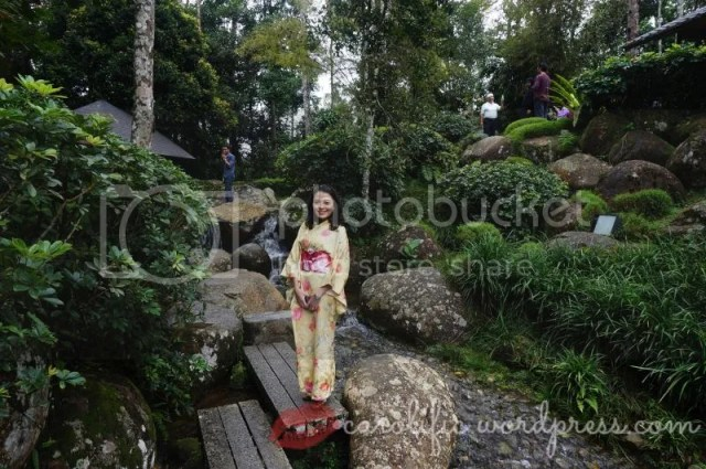 Colmar Tropicale, Hotel, Bukit Tinggi, Berjaya Hills, Japanese Garden