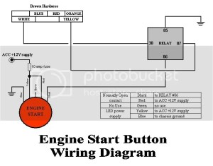 DIY: push start button ( wiring diagram)  Page 7  8th