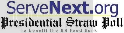 ServeNext Presidential Straw Poll