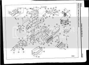 Diagram or picture of 302 assembly (front accessories