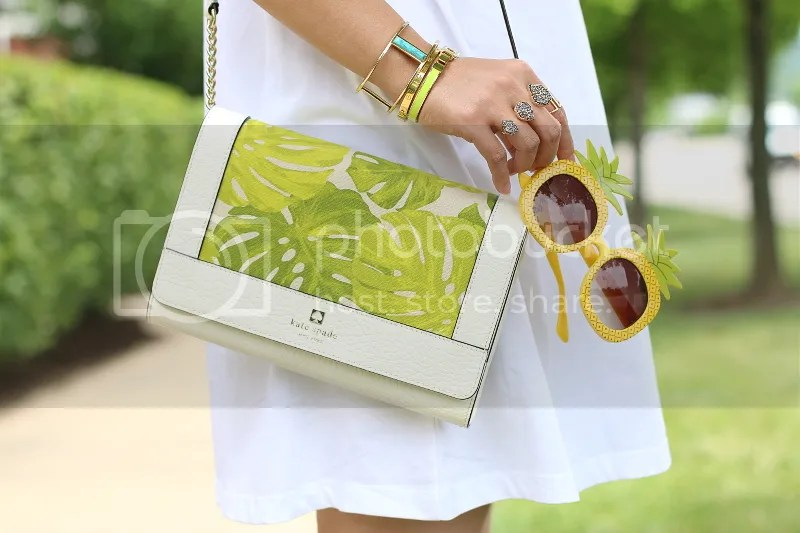 photo kate-spade-fern-leaf-print-summer-bag
