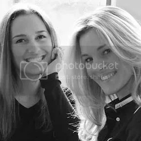 Danielle Raynor and Laura DiGirolamo